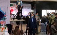 جهانگیری: به دلیل نیامدن ظریف کاندیدا شدم