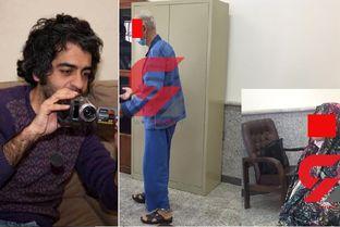 ویدیو تکاندهنده از انتقال جسد سلاخی شده بابک خرمدین