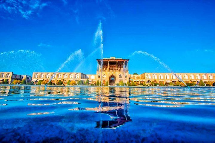 سفر به یاد ماندنی به میدان نقش جهان اصفهان
