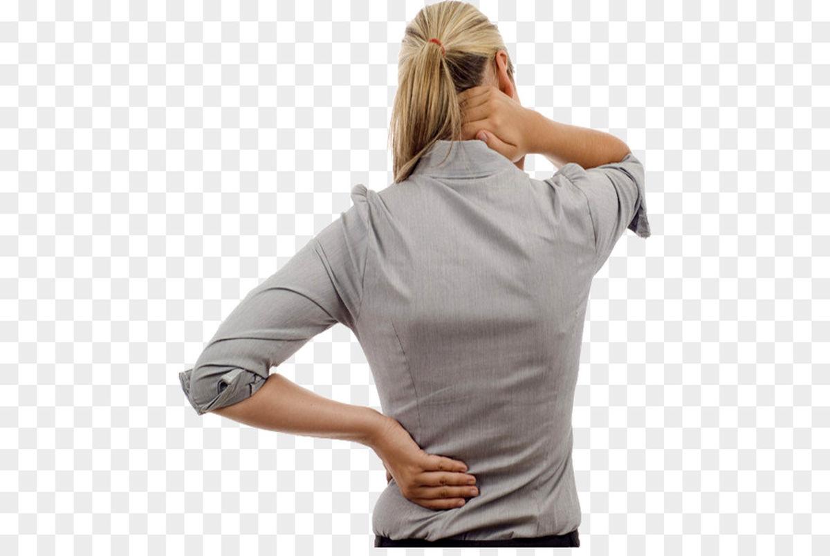۵ حرکت ساده ورزشی برای تسکین کمر درد