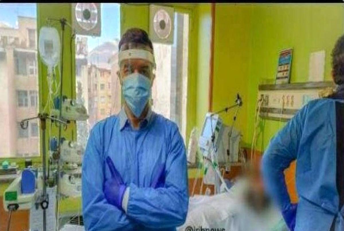 پزشک مهرداد میناوند مرتکب جرم شده است + عکس