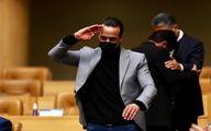 حمله علی کریمی به فدراسیون فوتبال به خاطر بانوان + عکس