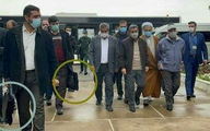 (تصویر) کیفهای ضد گلوله برای حفاظت از احمدینژاد