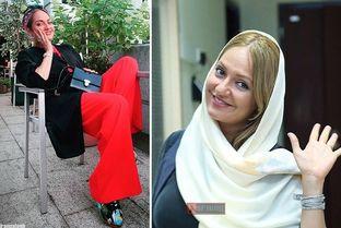 (عکس) مهناز افشار حجاب را کنار گذاشت و کلا سر لخت شد!