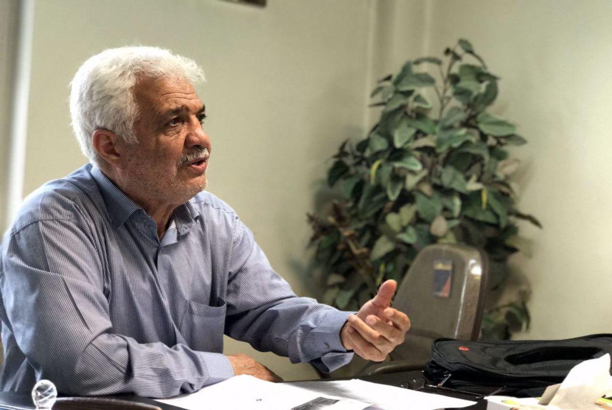 رئیس کانون بازنشستگان کارگری تهران