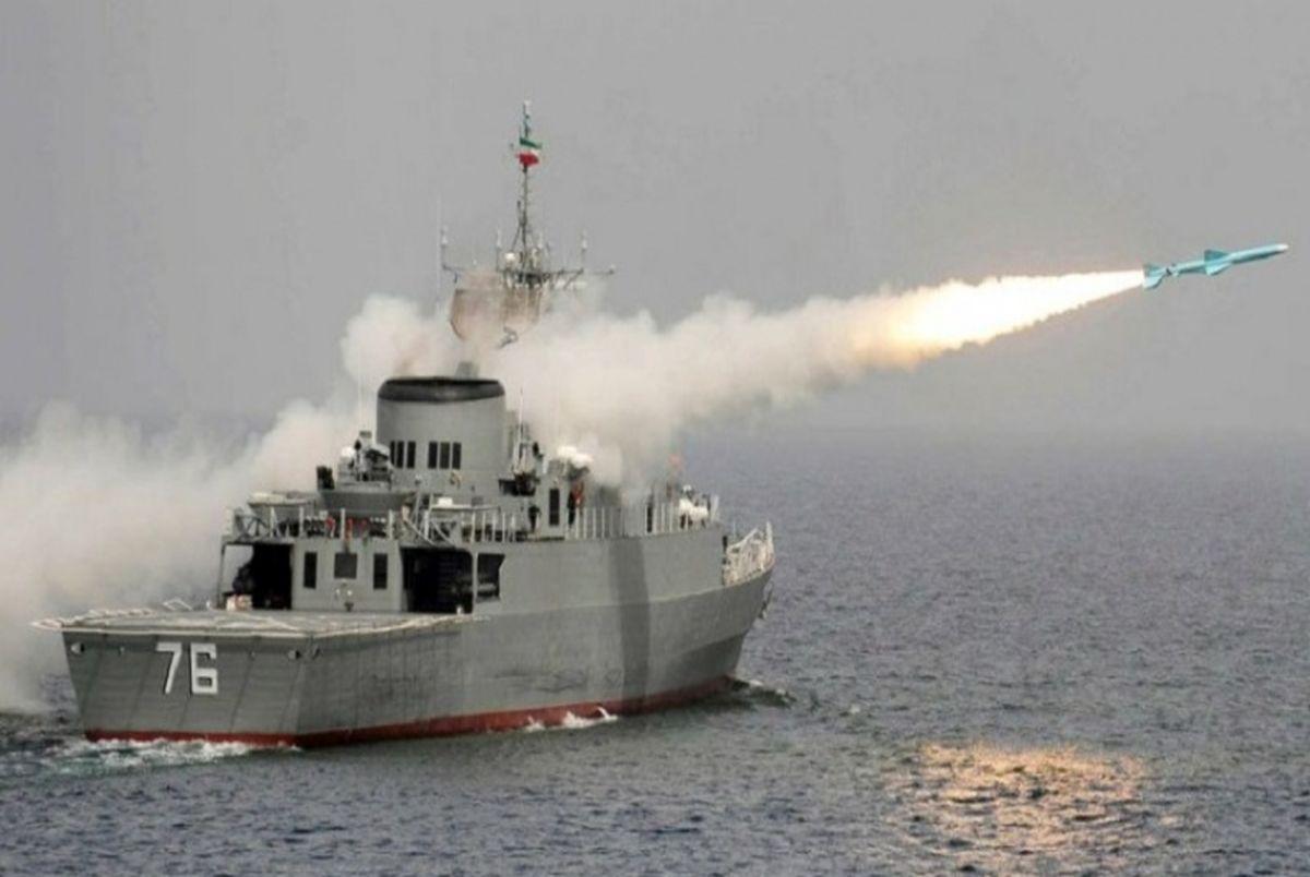 رزمایش موشکی نیروی دریایی ارتش آغاز شد