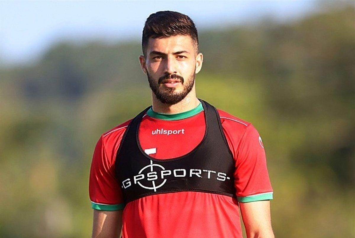 Reza Dehghani shaynews