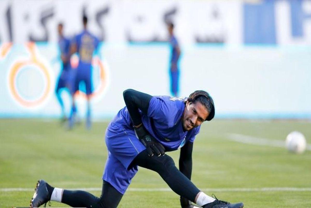 آماده باش محمود فکری به حسین حسینی و عبور از رشید!