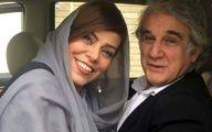 """رفتار دور از انتظار """"مهدی هاشمی"""" و همسر دومش"""
