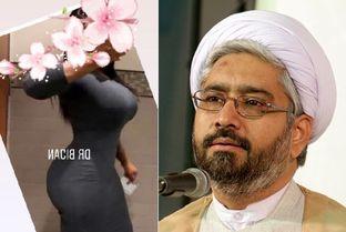 (ویدیو) صحبت های عجیب روحانی معروف درباره سایز اندام جنسی خانم ها و آقایان!