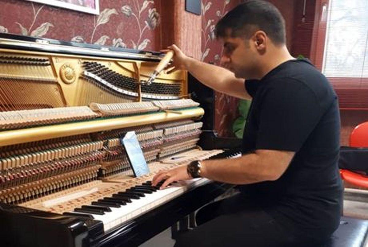 قیمت کوک پیانو بر چه اساس و ساختاری تعیین می شود؟